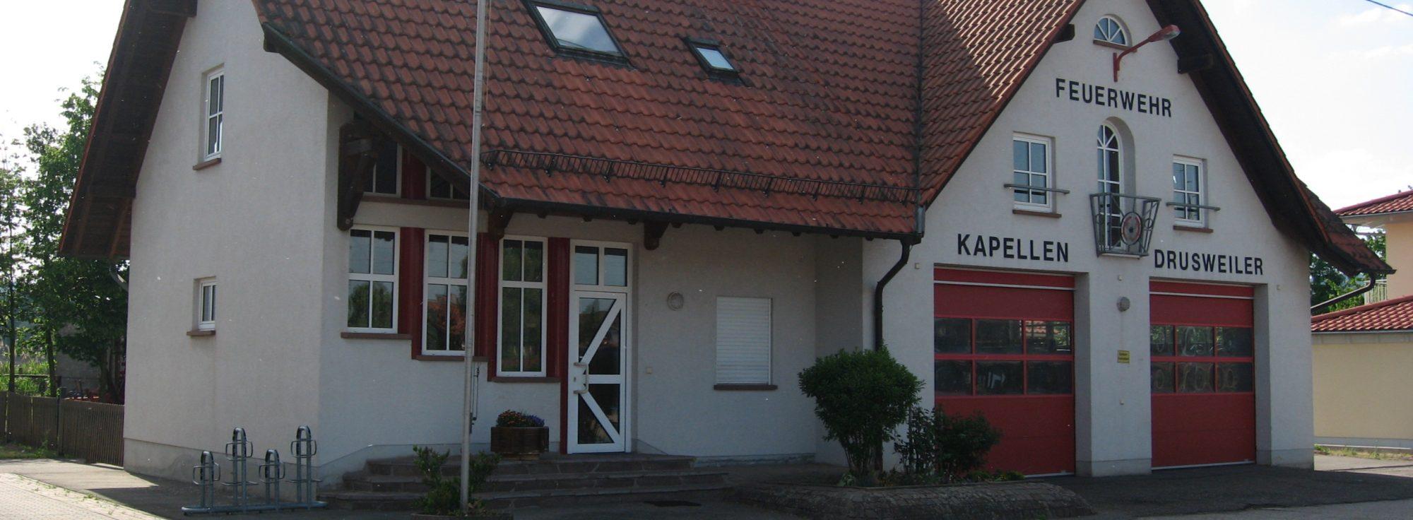 Freiwillige Feuerwehr Kapellen-Drusweiler